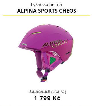Helma Alpinasports Cheos