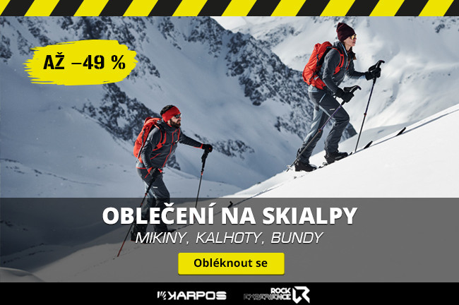 Oblečení na skialpy