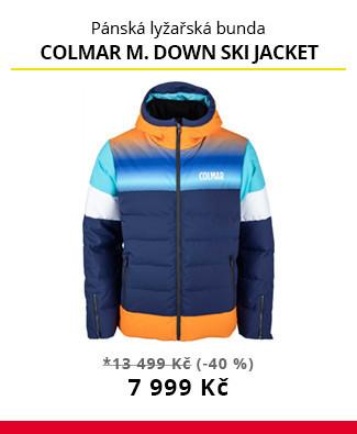 Bunda Colmar M. Down ski jacket