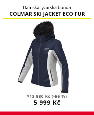 Bunda Colmar Ski jacket Eco fur
