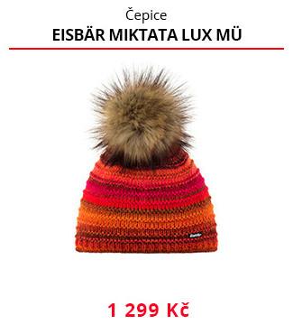 Čepice Eisbar Miktata