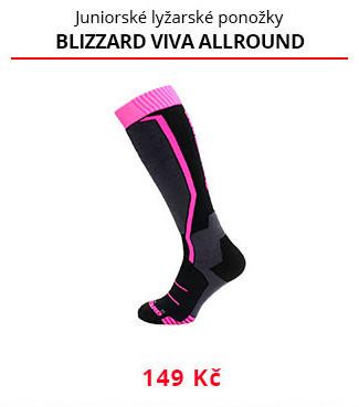 Ponožky Blizzard Viva Allround