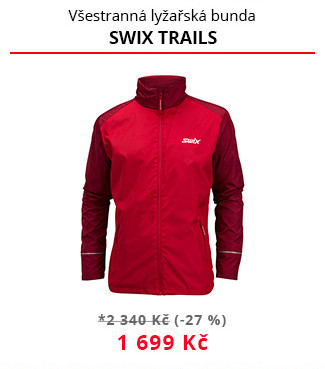 Bunda Swix Trails