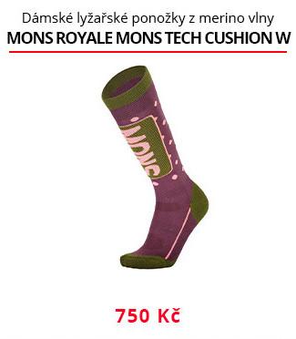 Podkolenky Mons Royale Mons Tech