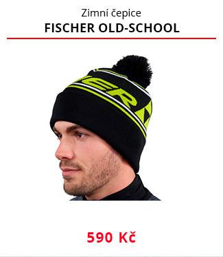 Čepice Fischer Old School