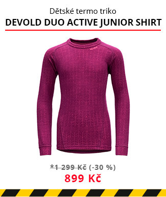 Termo triko Devold Duo Active JR
