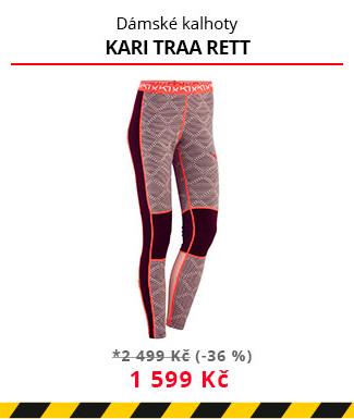 Termo kalhoty Kari Traa Rett