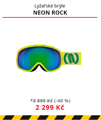 Brýle Neon Rock