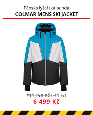 Bunda Colmar Mens ski jacket
