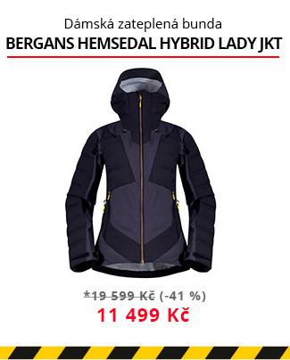 Bunda Bergans Hemsedal hybrid