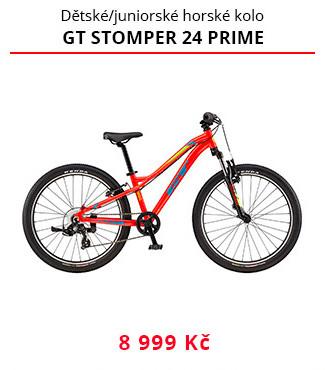 Dětské kolo GT Stomper 24