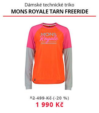Triko Mons Royale Tarn Freeride