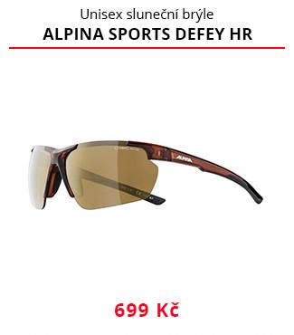 Brýle Alpina sports Defey