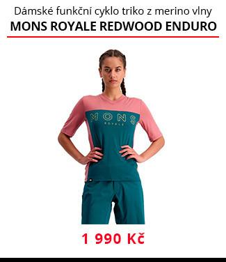 Dres Mons Royale Redwood Enduro W