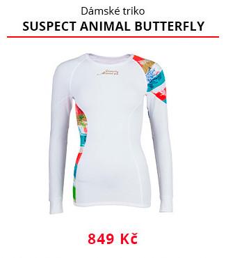 Triko Suspect Animal Butterfly