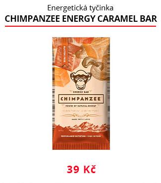 Tyčinka Chimapnzee Caramel Bar