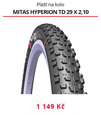 Plášť Mitas Hyperion TD 29 x 2,10