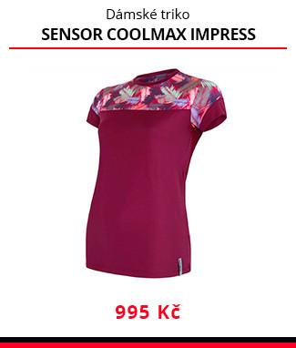 Triko Sensor Coolmax Impress