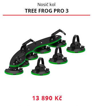 Nosič Tree Frog Pro 3