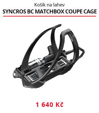 Košík Syncros BC Matchbox Coupe Cage CO2