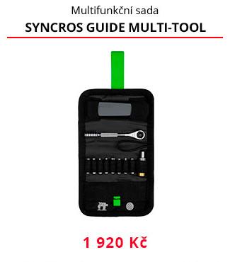Sada nářadí Syncros Guide multi tool