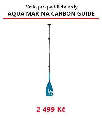 Pádlo Aqua Marina Carbon guide