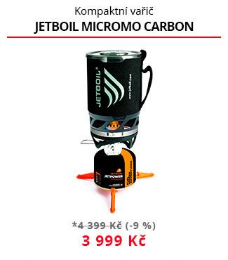 Vařič Jetboil Micromo carbon