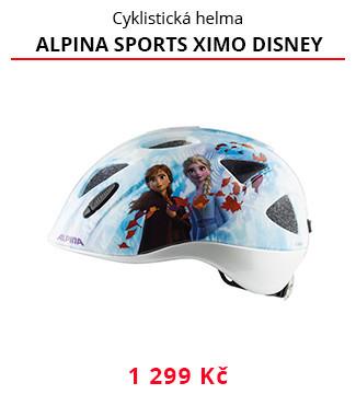 Helma Alpina sports Ximo Disney