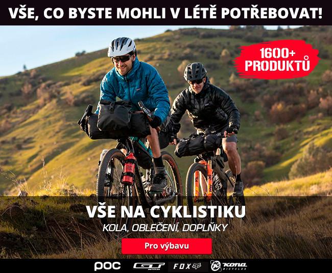 Vše na cyklistiku