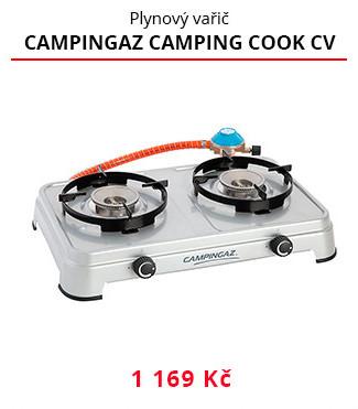 Vařič Campingaz Camping cook CV