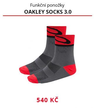 Ponožky Oakley Socks 3.0