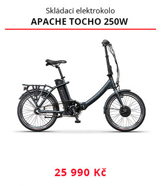 Elektrokolo Apache Tocho 250W