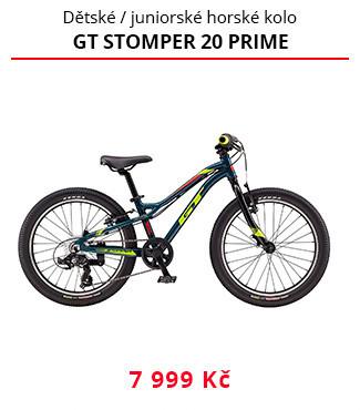 Dětské kolo GT Stomper 20 prime