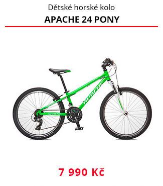 Dětské kolo Apache 24 Pony