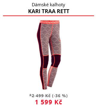 Kalhoty Kari Traa Rett