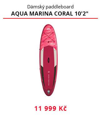 Paddleboard Aqua marina Coral
