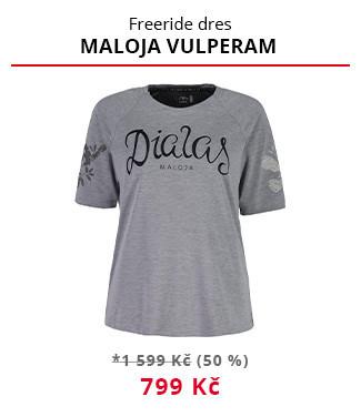 Freeride dres Maloja Vulperam