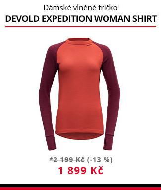 Vlněné triko Devold Expedicion W