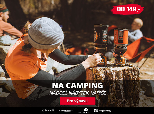 Na camping