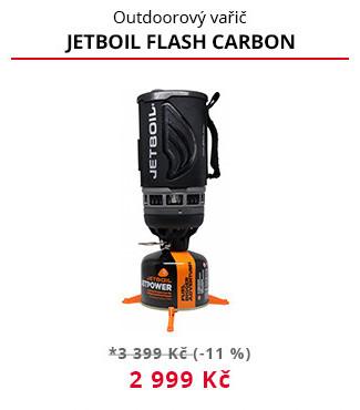 Vařič Jetboil Flash Carbon