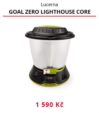 Lucerna Goal Zero Lighthouse core