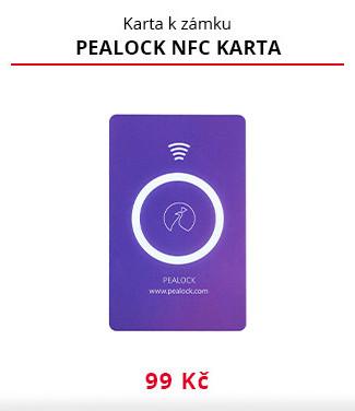 NFC karta Pealock