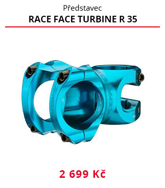 Představec Race Face Turbine R35