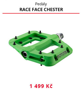 Pedály Race Face Chester