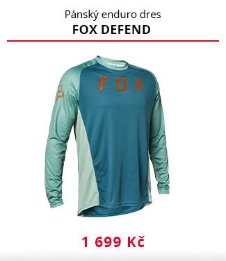Dres Fox Defend