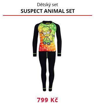 Set Suspect animal Robokočka