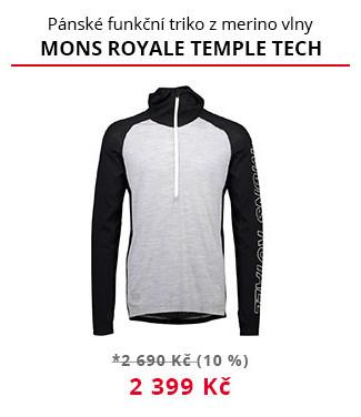 Triko Mons Royale Temple Tech