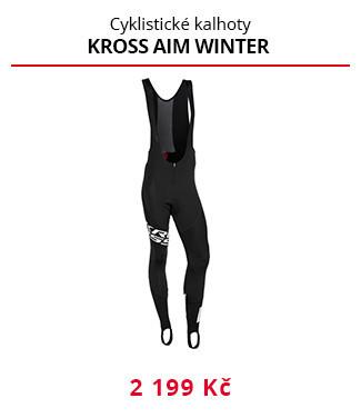Kalhoty Kross Aim Winter