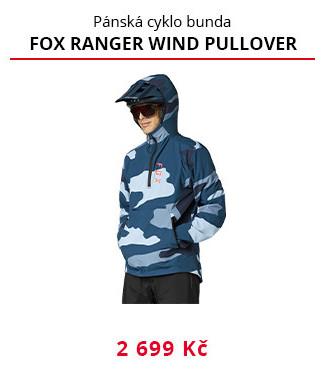 Bunda Fox Ranger Wind