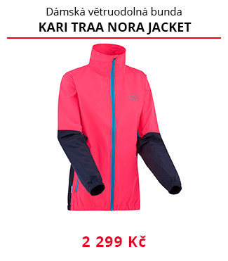 Větrovka Kari Traa Nora